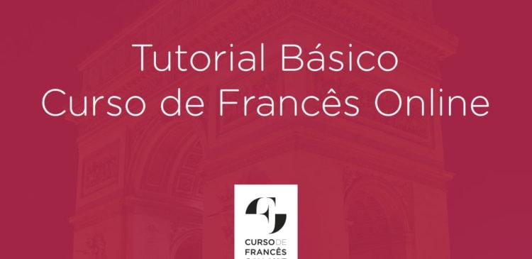 curso de francês online tutorial