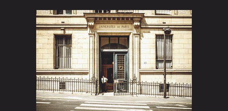 villes étudier à Paris