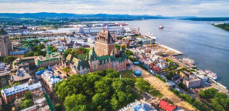 morar no Quebec