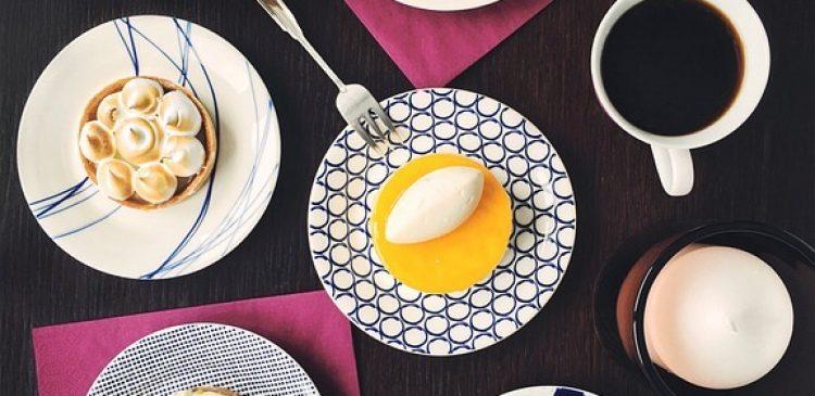 la gourmandise française : les desserts