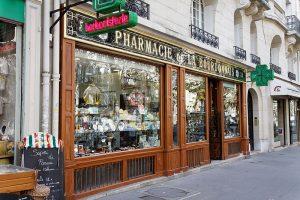 farmácia em Paris