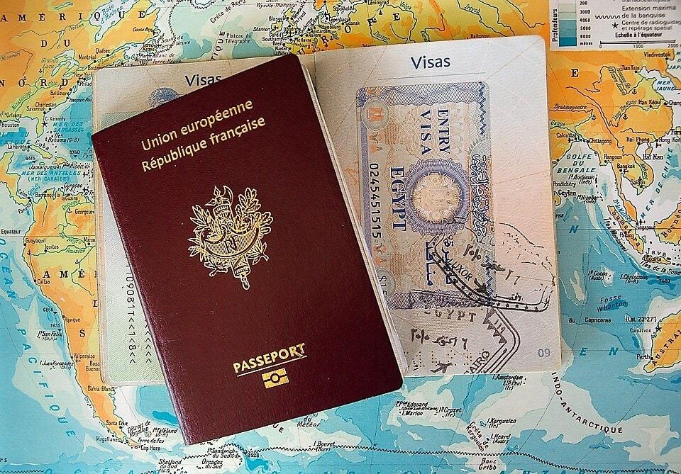 visas pour la France