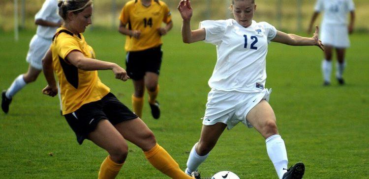le football et les femmes